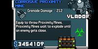 Proximity Mine Grenade