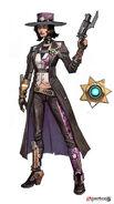 Nisha the Sheriff by matias tapia