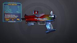 Logan's Gun 50
