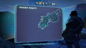 Key1 map
