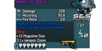 Knoxx's Gold