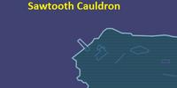 Sawtooth Cauldron