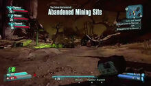 AbandonedMiningSite