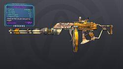Wild Gatling Gun OP1
