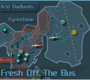 Fresh Off The Bus