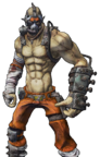 BL2-Krieg-Skin-FEEL THE MEAT