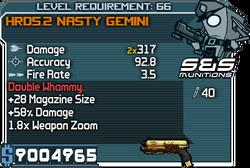 HRD5.2 Nasty Gemini