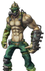 BL2-Krieg-Skin-I'M GONNA VOMIT