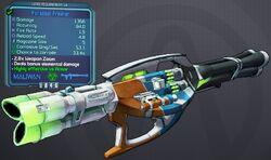 Prowler Paraquat lvl14