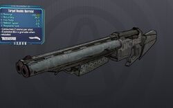 Target Double Barrels! 2013-12-17