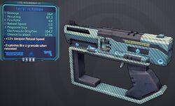 Handgun Energizing lvl21