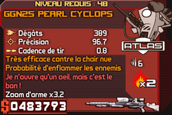 GGN25 Pearl Cyclops