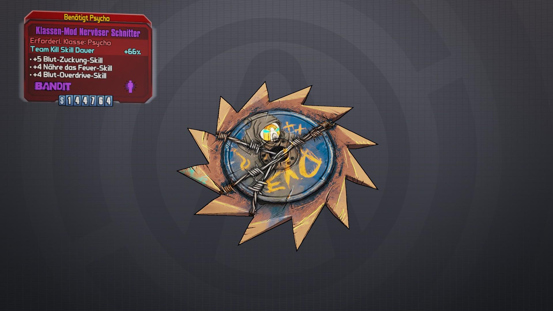 Reaper class mod borderlands wiki fandom powered by wikia ccuart Gallery