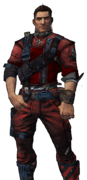 BL2-Axton-Skin-Red Fraction