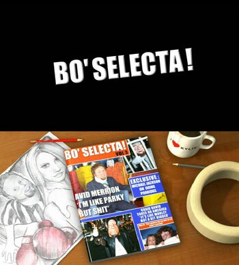 Bo selecta titles