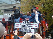 Red Sox Parade