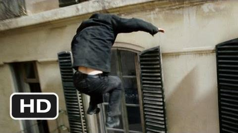 The Bourne Ultimatum (4 9) Movie CLIP - Bourne vs. Desh (2007) HD