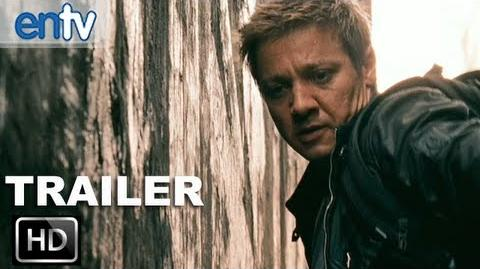 The Bourne Legacy Official Theatrical Trailer HD New Footage, Jeremy Renner Is The New Bourne