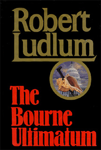 Ludlum - The Bourne Ultimatum Coverart