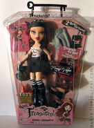 Bratz Treasures Roxxi