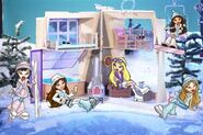 Bratz Wintertime Wonderland Skilodge