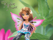 Bratz Fashion Pixiez Yasmin Wallpaper