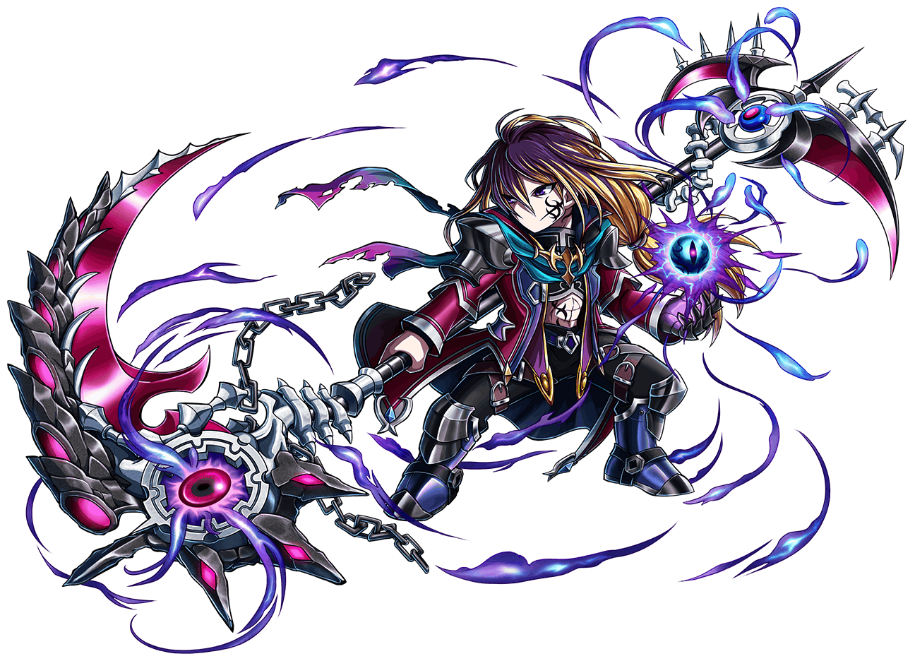 Brave Frontier Character Design Contest : Shadow alloy chrome brave frontier wiki fandom powered