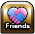 Friends tab