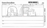 Emotion Lord storyboard page