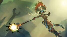 Breakaway amazon game studios character shot 2