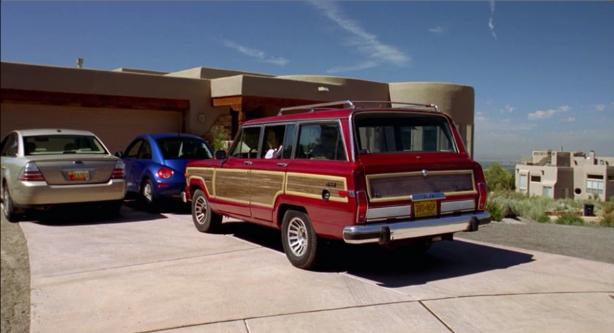 Jeep Grand Wagoneer >> 1991 Jeep Grand Wagoneer | Breaking Bad Wiki | FANDOM powered by Wikia