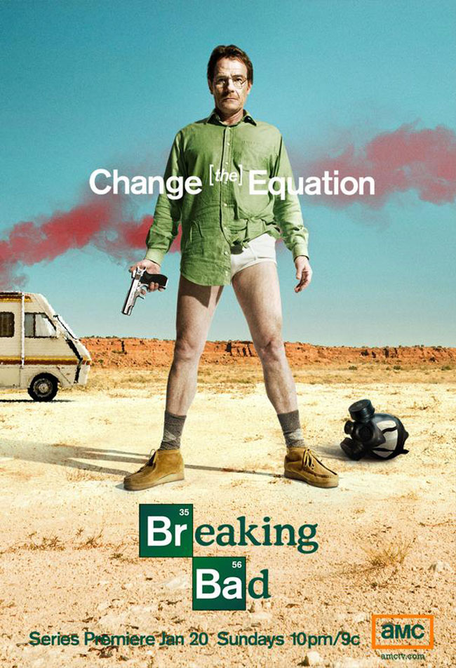 "Breaking Bad Trailer: ""2D image into 3D animation"" FX breakdown ..."