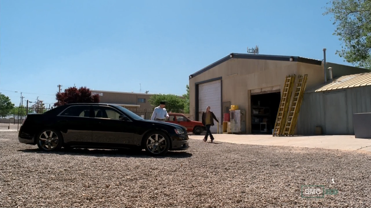 2012 Chrysler 300  Breaking Bad Wiki  Fandom powered by Wikia