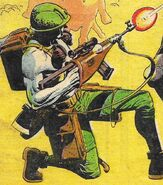 Rogue Trooper by Dave Gibbons