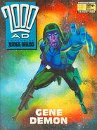 2000 AD prog 602 cover
