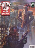 2000 AD prog 763 cover