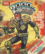 2000 AD prog 281 cover