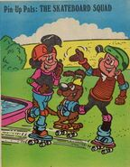 Skate Board Squad