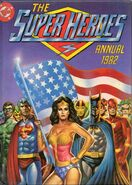 Super heroes annual 1