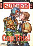 2000 AD prog 1107 cover