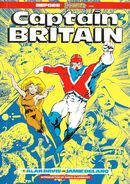 Captain Britain Vol 1 1