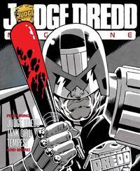 Judge Dredd Megazine 297 cover