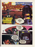 TV Comic Who by Canning