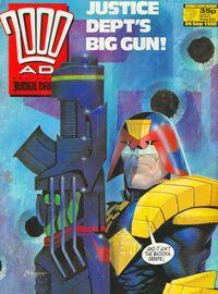 2000 AD prog 593 cover