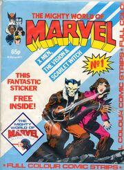 Mighty World of Marvel Vol 2 1