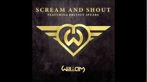 Will.I.Am feat. Britney Spears - Scream & Shout (Audio)