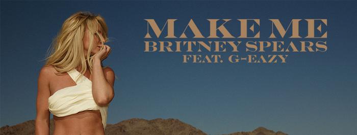 Britney Make Me Promo