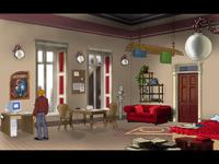Broken Sword 2.5 Nico's apartment
