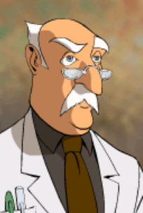 Doctor Felix Hagenmeyer