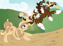 Pony pals by himawarikitsune yiya-d3au3mp